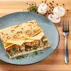 Фото к позиции меню Блин Буженина с грибами и сыром