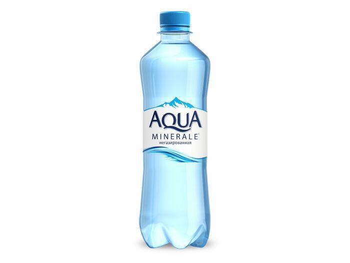 Питьевая вода Аква Минерале негазированная