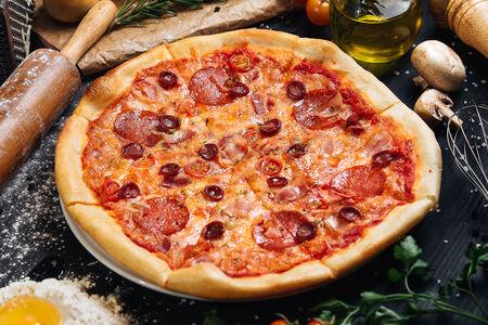 Пицца Аля Диабло
