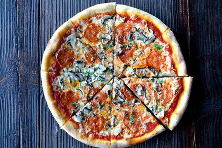 Пицца Пепперони гол