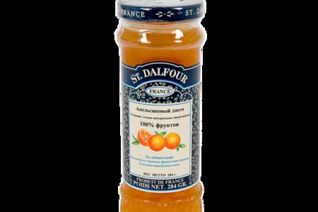 Джем St. Dalfour апельсиновый