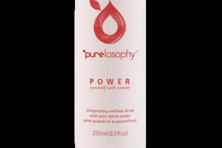 Напиток функциональный Purelosophy Power