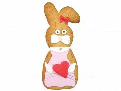 Печенье имбирное Заяц