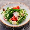 Фото к позиции меню Салат из свежих овощей