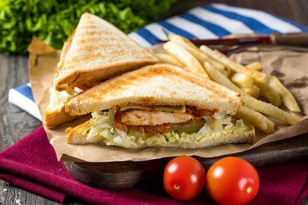 Сэндвич Карри
