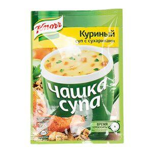 Knorr «Чашка супа» грибы