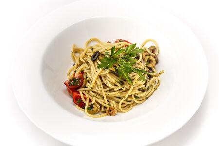 Спагетти А-ля Путанеско