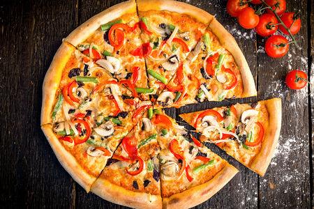 Пицца Сеньорита овощная