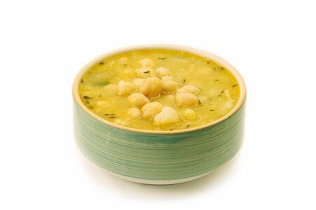 Суп Нутовый с овощами