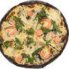 Фото к позиции меню Пицца Al Nero с морепродуктами