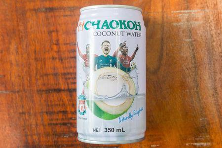Вода Chaokoh кокосовая натуральная