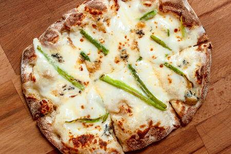 Пицца Сырный папа
