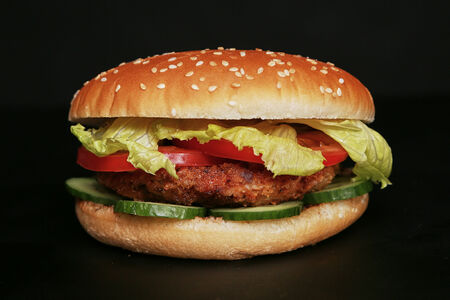 Гамбургер Летний