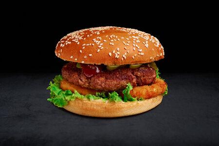 Халапеньо бургер
