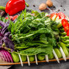 Фото к позиции меню Ассорти овощей