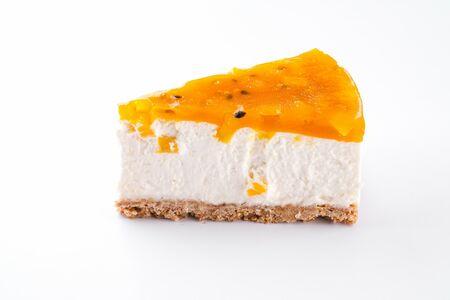 Порция торта Йогурт-манго