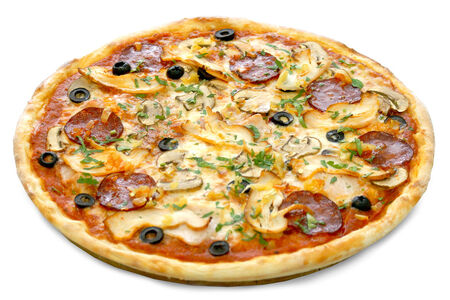 Пицца Де ла Каса мясная