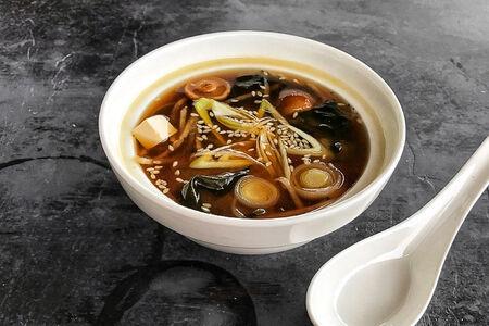 Мисо-суп острый