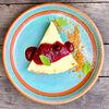 Фото к позиции меню Лимонный пирог