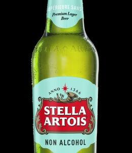 Стелла Артуа безалкогольное