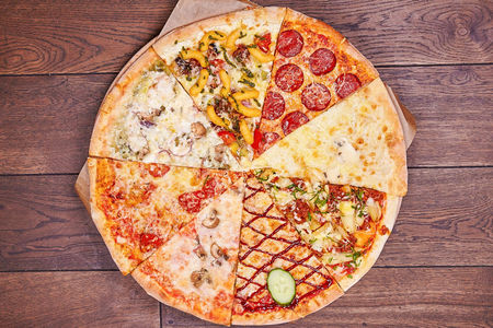 Микс-пицца