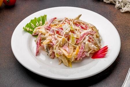 Куриный салат (Халяль)
