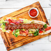 Фото к позиции меню Кебаб с овощным салатом