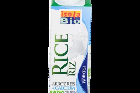 Напиток рисовый натуральный с кальцием Isola Bio