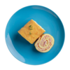 Фото к позиции меню Омлет с ветчиной и сыром