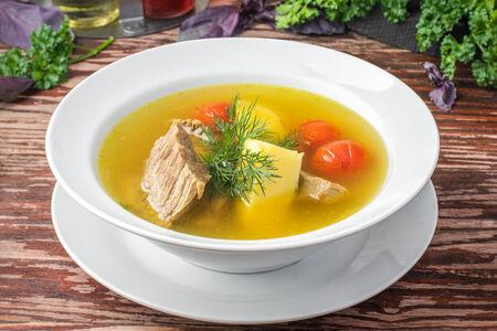 Суп Шарманка