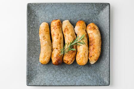 Колбаски куриные домашние