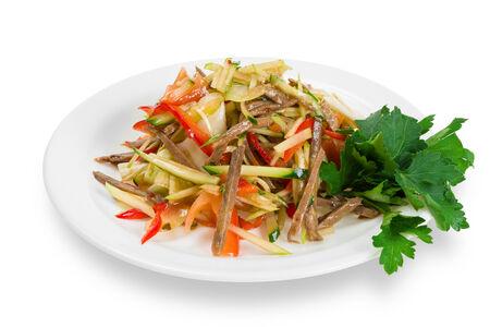 Салат из говядины с сельдереем