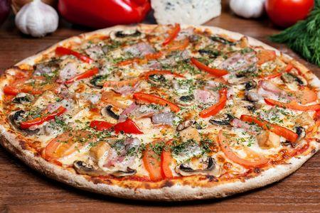 Пицца Смолянка