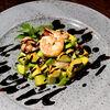 Фото к позиции меню Теплый салат с авокадо