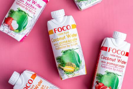 Foco Кокосовая вода