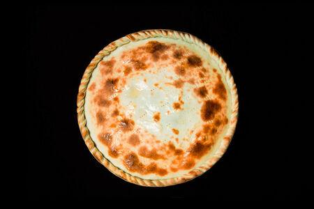Пицца Мясной Стафф закрытая