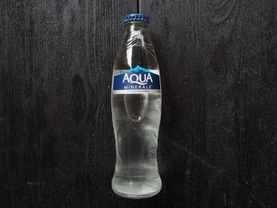 Aqua Minerale с газом
