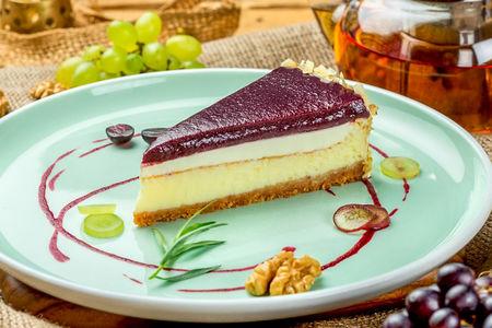 Сырный десерт с пеламуши