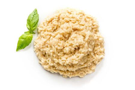 Рис в сливках