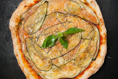 Пицца Пармеджано Баклажано