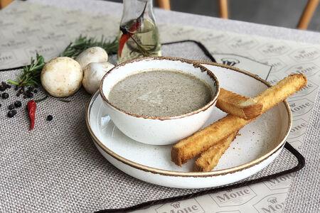 Суп Сливочный из шампиньонов