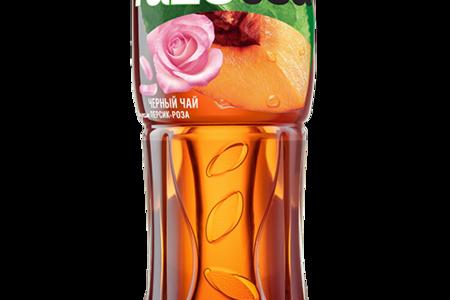 Чай Fuzetea персик-роза