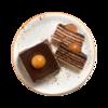 Фото к позиции меню Пирожное Шоколадное