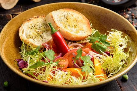 Салат Четыре помидора