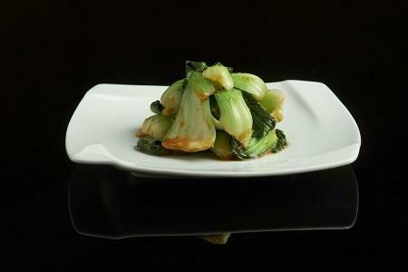 Пак-чой, обжаренный на воке в устричном соусе (150 гр)