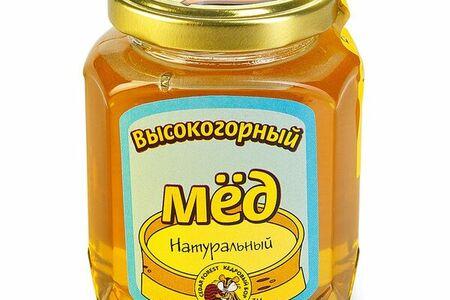 Мед цветочный высокогорный, Кедровый бор