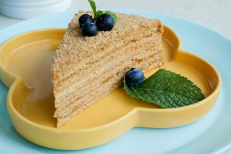 Торт Медовый