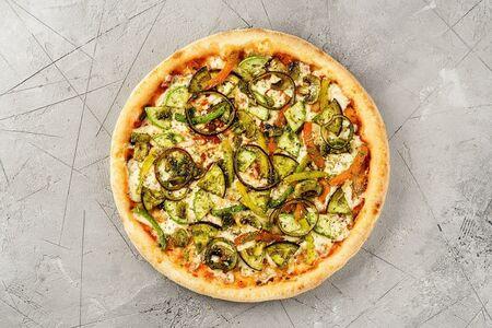 Пицца Овощная постная