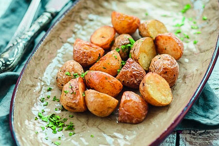 Беби-картофель