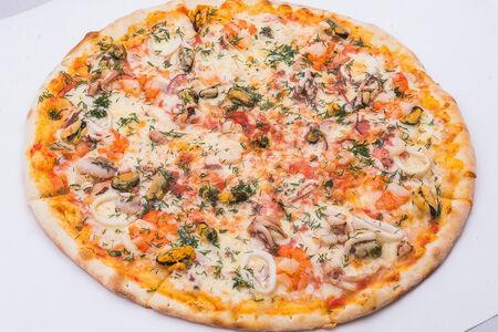 Пицца Морской бриз
